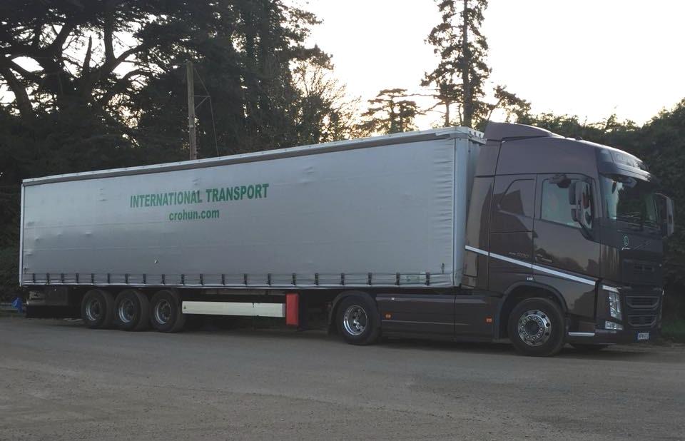 Volvo 13,6m 33 EU paletta